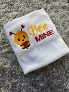 """Bee Mine"" Onesie"