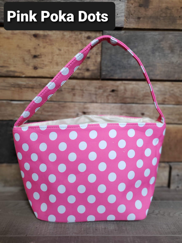 Printed Easter Basket (includes embroidery)