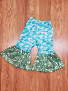Sequence Mermaid Pants