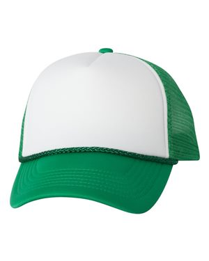 Foam Mesh-Back Trucker Cap