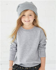 Toddler Fleece Crewnneck Sweatshirt