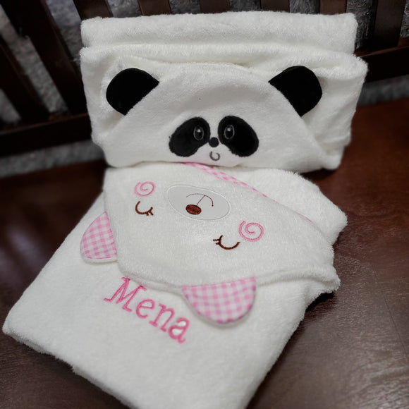 Kids Animal Towel