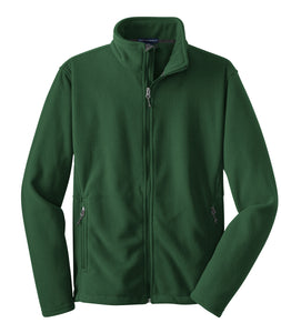 Full Zip Fleece Jacket