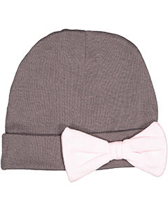 Infant Bow Cap