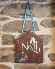 Load image into Gallery viewer, Commission - New Baby Sign, Child's Bedroom