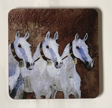 Load image into Gallery viewer, Coaster: Spanish Horses