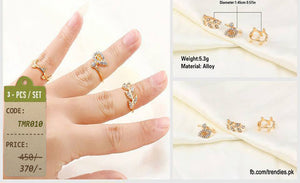 Fashion Personality Leaf Midi ring