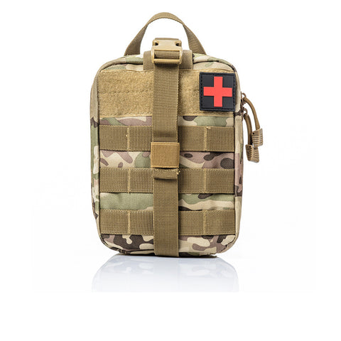Tactical MOLLE Rip Away EMT IFAK Medical Pouch First Aid Kit Utility Bag