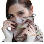 Tactical neck warmer Face Mask