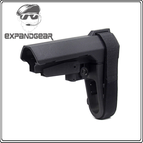 EXPANDGEAR Tactical SB3 brace Stock for M Series