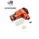 EXPANDGEAR CNC Aluminum Hop Up Chamber w/ Oring for AEG Airsoft M Series
