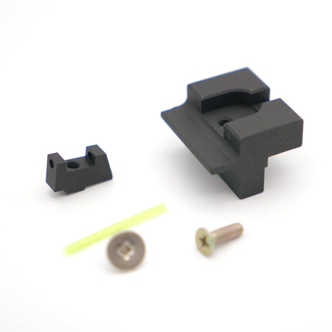 Aluminum Low-light conditions Sight For KUBLAI P1 G34