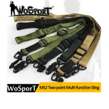 Tactical Military Sling MS2 Two-point Multi-function Sling Strap