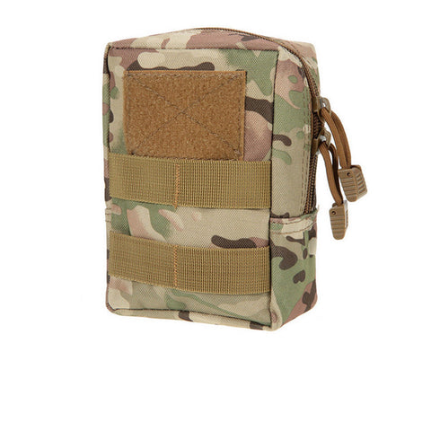 Tactical Molle Bag EDC Belt Pouch Military Waist Fanny Pack