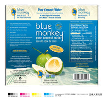 Load image into Gallery viewer, Coconut Water With Pulp 17.6oz/520ml - 24 pack