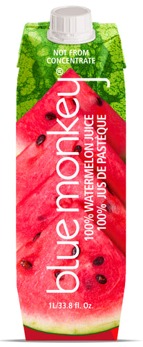 100% Watermelon Juice 33.8oz/1L - 12 pack
