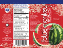 Load image into Gallery viewer, Sparkling Watermelon Juice 11.2oz/330ml - 12 pack