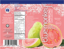 Load image into Gallery viewer, Sparkling Guava Juice 11.2oz/330ml - 12 pack