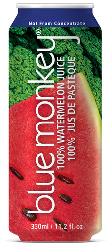 100% Watermelon Juice 11.2oz/330ml - 12 pack