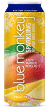 Load image into Gallery viewer, Sparkling Mango Juice 11.2oz/330ml - 12 pack