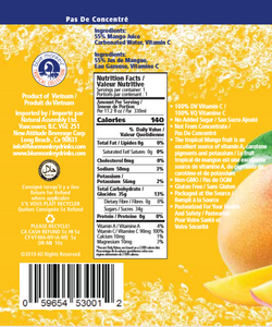 NEW Sparkling Tropical Juice Multi-Pack 11.2oz/33oml - 16 pack