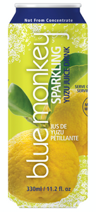 Blue Monkey Sparkling Yuzu Juice