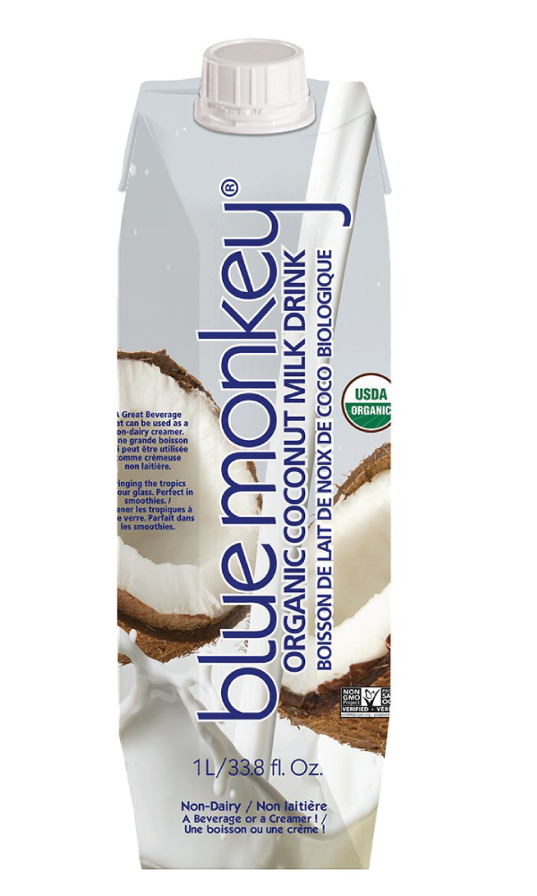 Organic Coconut Milk 33.8oz/1L - 12 pack