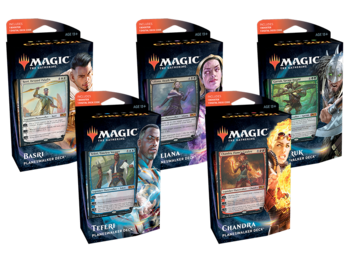 READ! MTG Planeswalker Decks (5) with Store Credit | Enchanted Realms Games & Gifts