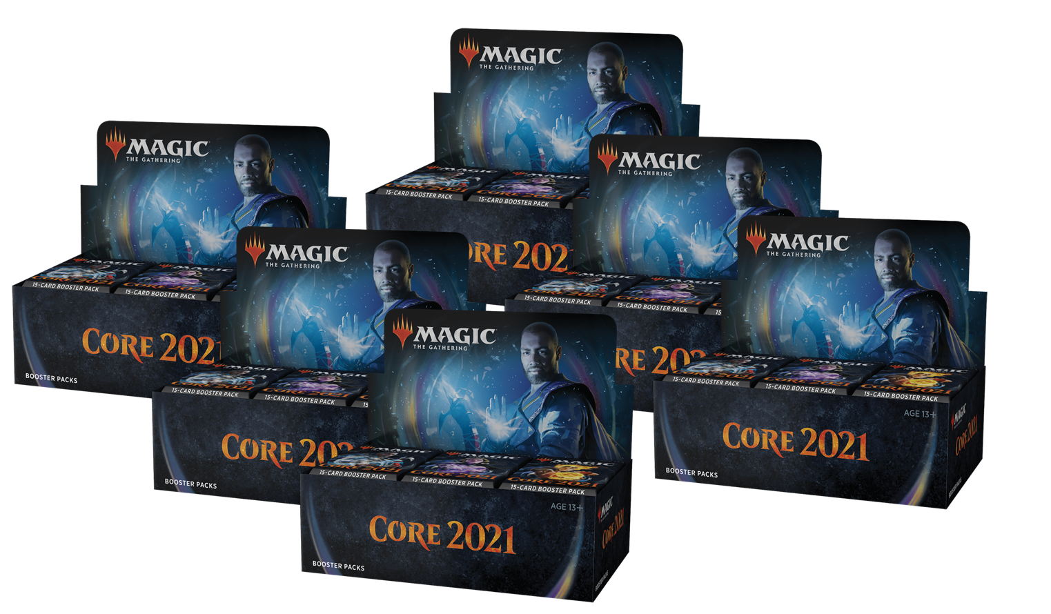 READ! MTG Core 2021 Booster CASE with Store Credit | Enchanted Realms Games & Gifts