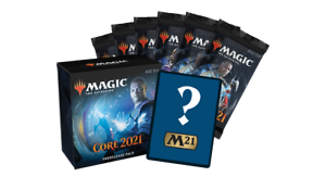 MTG Core 2021 Prerelease Pack Kit with Store Credit | Enchanted Realms Games & Gifts