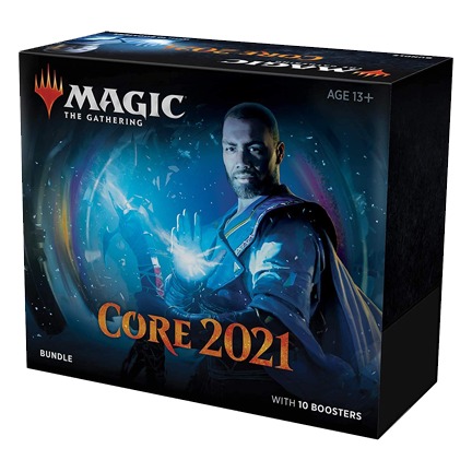 READ! MTG Core 2021 Bundle with Store Credit | Enchanted Realms Games & Gifts