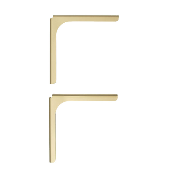 Brass Shelf Bracket ( S )
