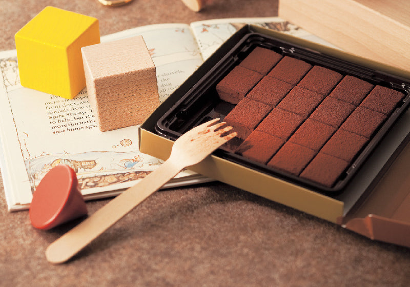 Nanyang – A Signature Chocolate