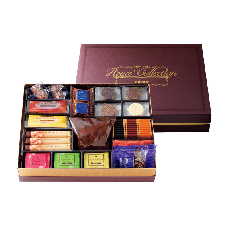 Gift Collection ROYCE' Brown Collection - ROYCE' Chocolate Malaysia