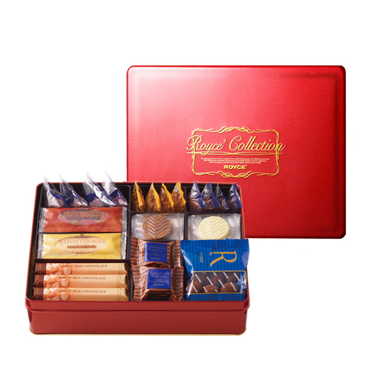 Gift Collection ROYCE' Red Collection - ROYCE' Chocolate Malaysia