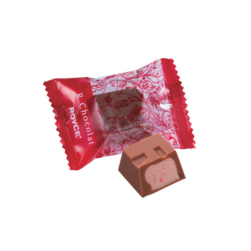 R Chocolat Strawberry - ROYCE' Chocolate Malaysia