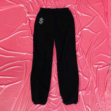 Load image into Gallery viewer, $ | Sweatpants | Black
