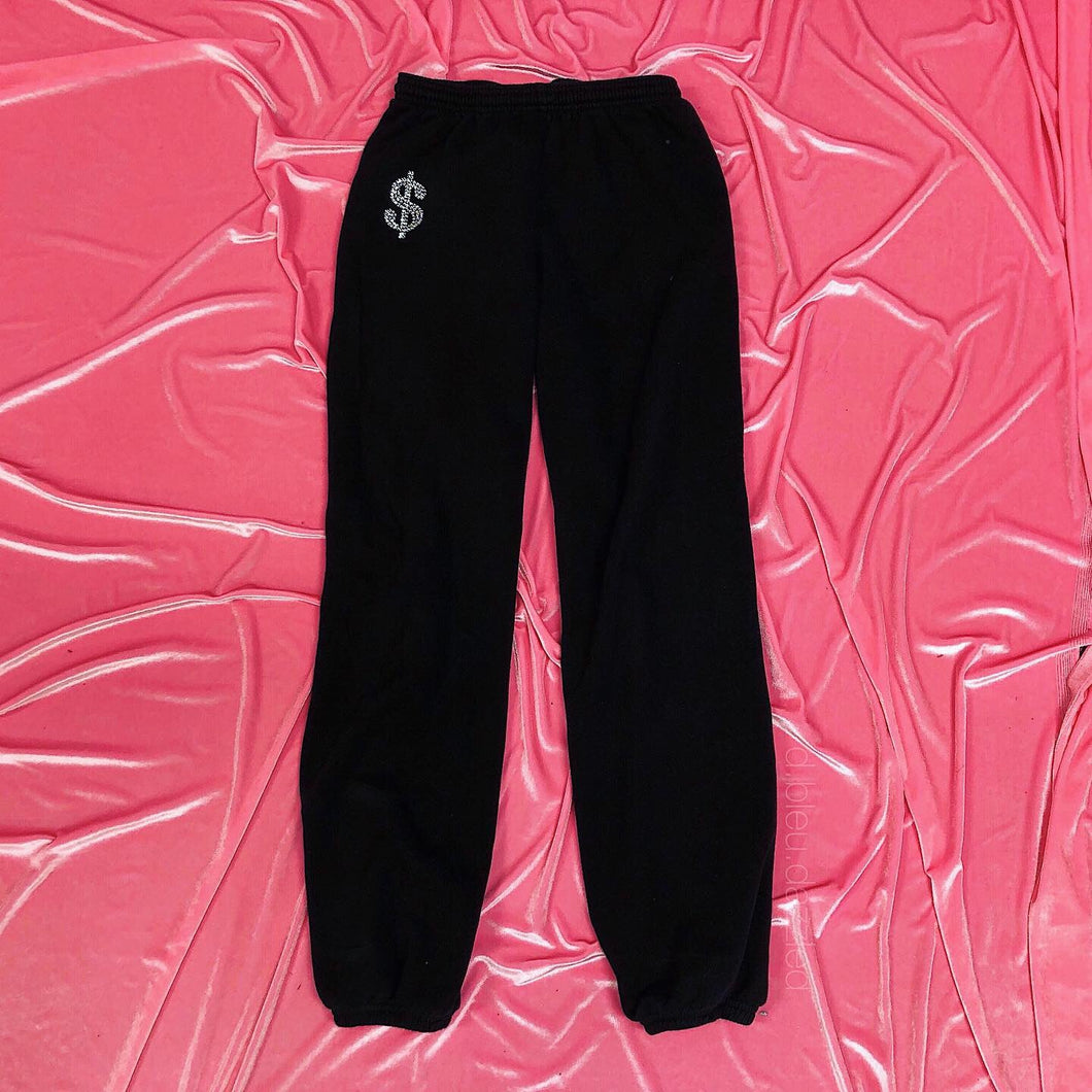 $ | Sweatpants | Black