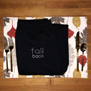 """fall back"" Sweatpants 