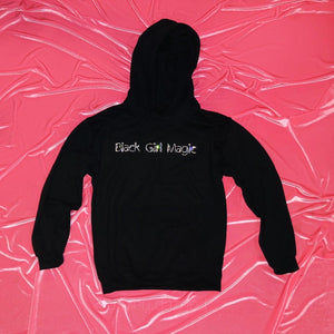 """Black Girl Magic""  Hoodie"