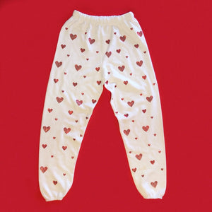 Crystal Hearts Sweatpants