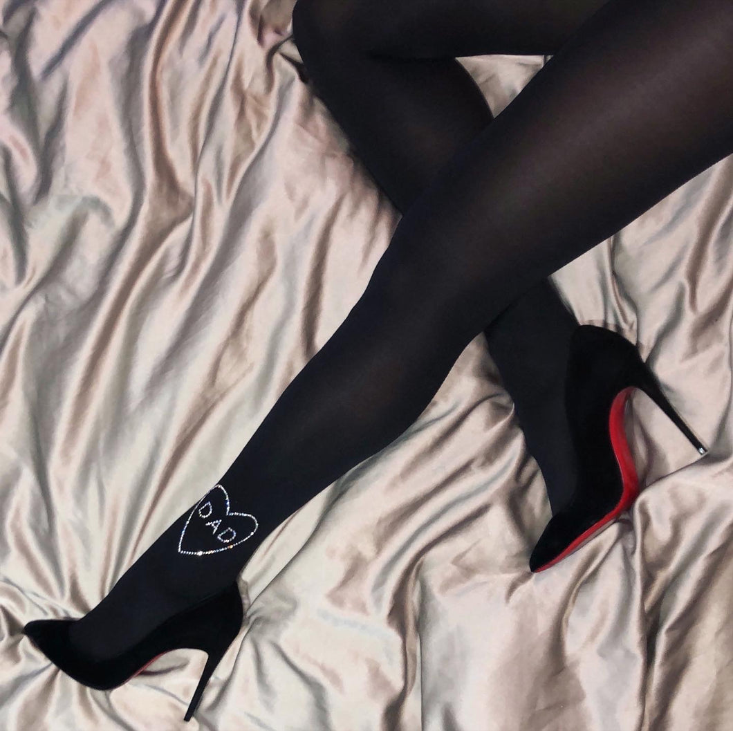 bleu valentine CUST♡M tights