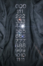Load image into Gallery viewer, Angel Numbers Crewneck