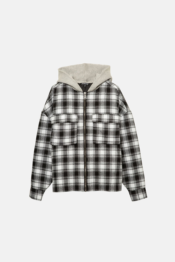 TROOPER FLANNEL SHACKET