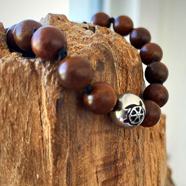 Honu Movement Armband Wood - Limitierte Auflage!