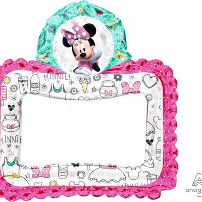 Minnie Mouse Happy Helpers Inflatable Frame