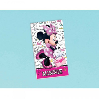 Minnie Mouse Happy Helpers Notepad Favor