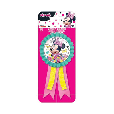 Minnie Mouse Happy Helpers Confetti Pouch Award Ribbon