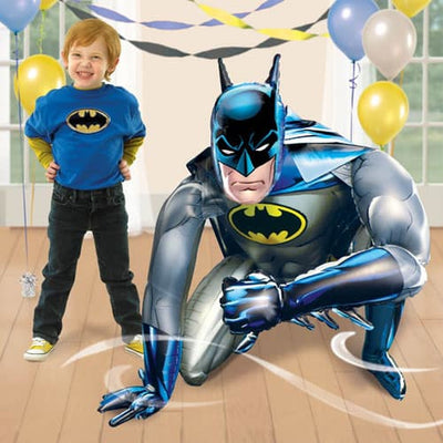 Batman Airwalker Jumbo Party Decoration 93cm Foil Balloon