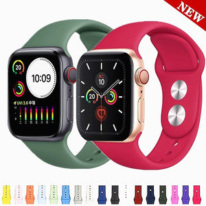 Stylish Functional And Comfortable Watchband For Apple Watch